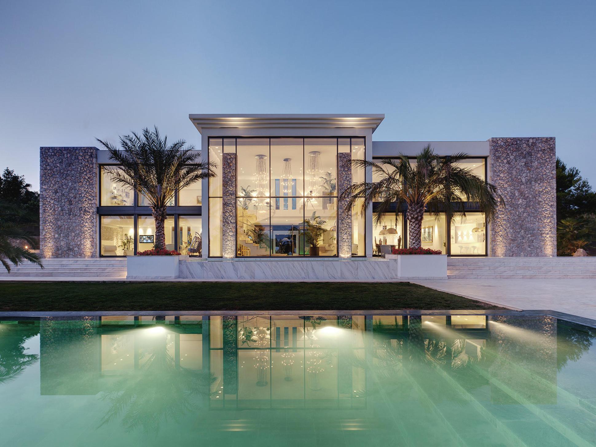 luxusimmobilie mit pool auf mallorca