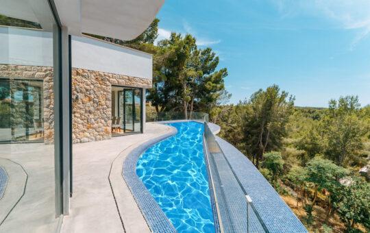 Moderne exklusive Neubau Villa, Cas Català