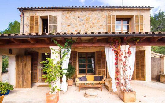 Traumhaftes Landhaus in idyllischer Lage, S'Arraco