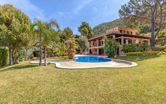Spektakuläres Luxus-Anwesen in Puerto Andratx, Puerto de Andratx