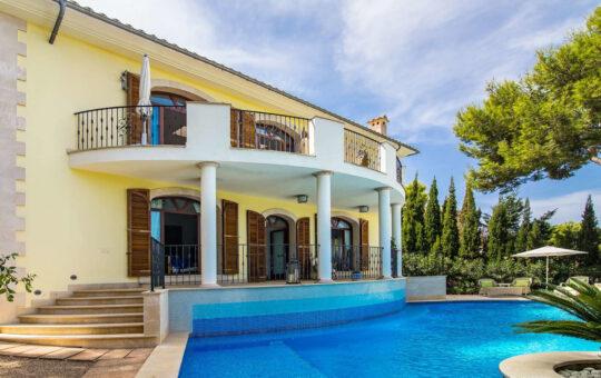 Luxuriöse Villa mit viel Privatsphäre, Santa Ponsa
