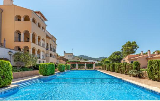 Appartement in mediterraner Anlage in Sant Elm, San Telmo - Sant Elm
