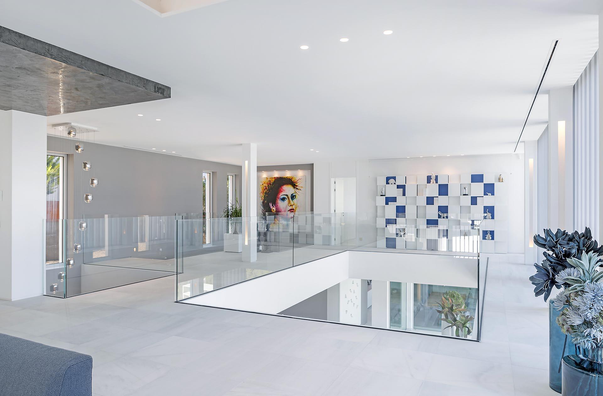 Beautiful modern villa in Costa den Blanes - Modern design